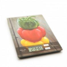 Cântar de bucătărie - ardei - max 5 kg Best CarHome