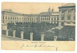 1174 - IASI, Seminarul Veniamin, Romania - old postcard - used - 1904