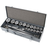 "Trusa tubulare 3/4"" 19-50mm - 21p."