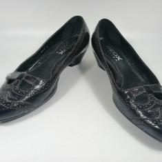 Pantofi din piele ecologica, dama, GEOX, Marimea 35-36