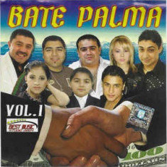 CD Bate Palma Vol.1, original, manele