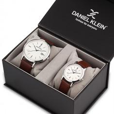 Set ceasuri pentru dama si barbati, Daniel Klein Pair, DK11787-4P