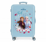 Cumpara ieftin Troler ABS Frozen 2 Trust Your Journey, 65 cm