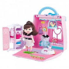 Casuta de papusi transformabila Handbag Play House