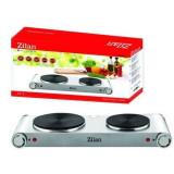 Plita electrica inox ZILAN ZLN-0542 Autentic HomeTV