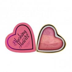 Blush Iluminator Makeup Revolution I Heart Makeup Blushing Hearts Blushing Hearts 10g