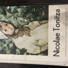 carte Nicolae Tonitza Ag