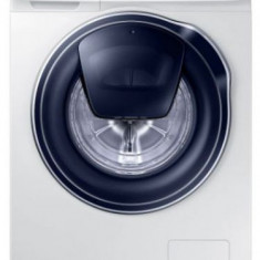 Masina de spalat rufe Samsung WW80M644OPW, Quick Drive, AddWash, Eco Bubble, Motor Digital Inverter, Smart Control, 8 kg, 1400 rpm, Clasa energetica A