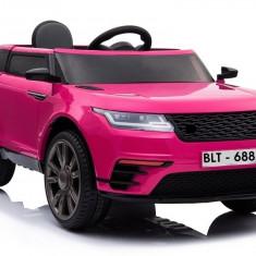 Masinuta electrica SUV Freelander, roz