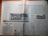 """Ziarul tineretul liber 19 mai 1990- art. """"moartea generalului vasile milea"""""""