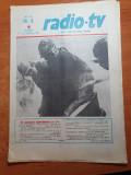 Revista tele-radio 17-23 februarie 1980