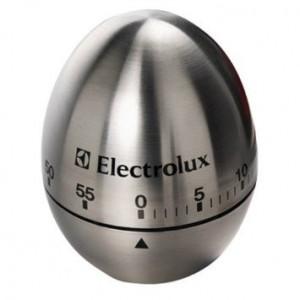 Cronometru de bucatarie Electrolux E4KTAT01, 60 min, Inox