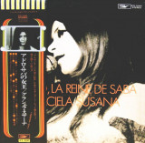 """Vinil """"Japan Press"""" Graciela Susana – Adoro, La Reine De Saba (-VG)"""