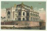 cp Constanta : Cazinoul - circulata 1930, timbre