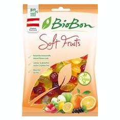 Jeleuri Bio cu Fructe Fara Gluten Biobon 100gr Cod: 639775
