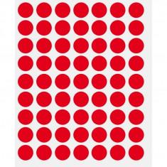 Etichete – buline color rosu