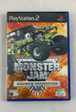 Monster Jam Maximum Destruction, PS2, original, alte sute de titluri