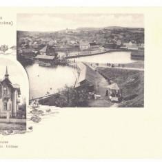 4840 - OCNA SIBIULUI, Litho, Romania - old postcard - unused