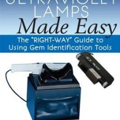 """Ultraviolet Lamps Made Easy: The """"""""Right-Way"""""""" Guide to Using Gem Identification Tools"""