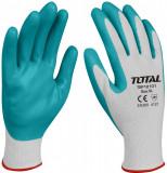 Manusi de protectie - nitril + textil - XL - MTO-TSP12101