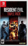 Joc Resident Evil Triple Pack Switch