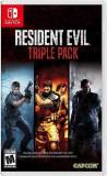Joc Resident Evil Triple Pack Switch