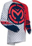 Tricou motocross Moose Racing Qualifier culoare rosu/alb/Albastru marime 3XL Cod Produs: MX_NEW 29104460PE