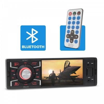 "Player multimedia auto m.n.c ""pilot"", bluetooth, 1 buc., 39718 foto"