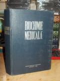 PROF. DR. I. MANTA - BIOCHIMIE MEDICALA , 1965