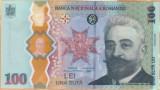 Bancnota 100 lei 2019 Romania Desavarsirea Marii Uniri I I C. Bratianu