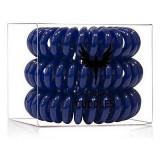 HH Simonsen Hair Cuddles 3 pcs inel de păr Dark Blue