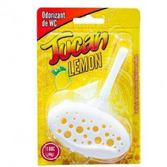 Odorizant WC TUCAN solid Lemon 40g