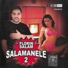 CD Florin Salam – Salamanele 2, manele