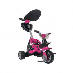 Tricicleta 2 in 1 Bios girl Injusa