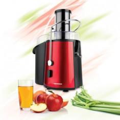 Storcator de fructe si legume Heinner TurboMax , 1000 W  Recipient suc 1 l