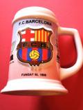 Halba suporter fotbal - FC BARCELONA