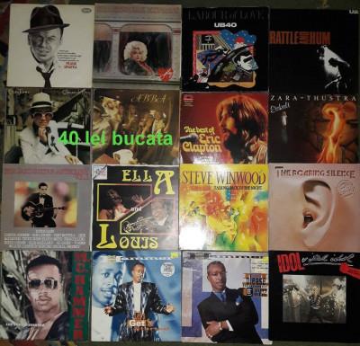 Colectie 300 vinil uri (Phoenix,Elvis,Beatles,Cohen,Piaf,K Bush),si la bucata foto