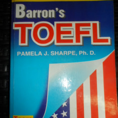 How To Prepare For The Toefl, Test Of English As A Foreign La - Pamela J. Sharpe ,548638