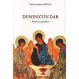 Duminici in dar. Predici si ganduri - Preot Constantin Necula