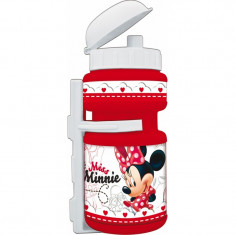Sticla apa Minnie Disney Eurasia, 350 ml, design modern
