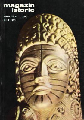 Magazin Istoric - anul 6 - nr. 7 (64) - iulie 1972 (C188) foto