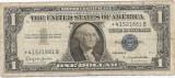 Statele Unite (SUA) 1 Dolar 1957 B - (Serie-★41521881) P-419