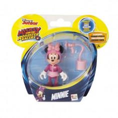 Figurina Minnie Mouse, 3 ani+, Roz