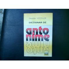 Dictionar de antonime - Omufrie Vinteler