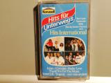 caseta audio HITS INTERNATIONAL - Selectii - (1979/Ariola/RFG) - stare: Perfecta
