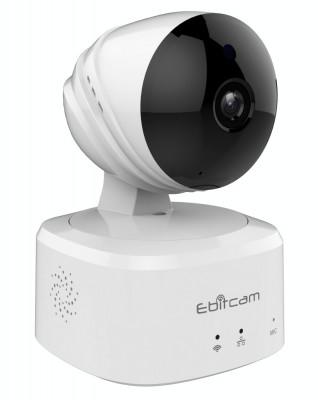 Baby Monitor Ebitcam™ E2-X 2.0 MP 1080p Wi-Fi FunctieVocala ALEXA RotireAutomata foto