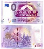 GERMANIA 2019 0 EURO SOUVENIR, BERLIN - MUZEUL DDR, UNC