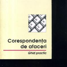 Corspondenţa de afaceri Ghid practic (manual de limba engleză)
