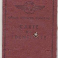 bnk  div CFR - Carte de identitate - 1967