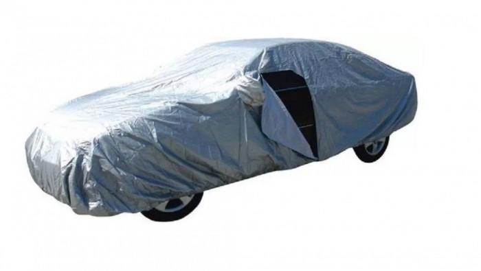 Prelata protectie caroserie calitate premium Deluxe Vw Passat B8 berlina 2014-2018